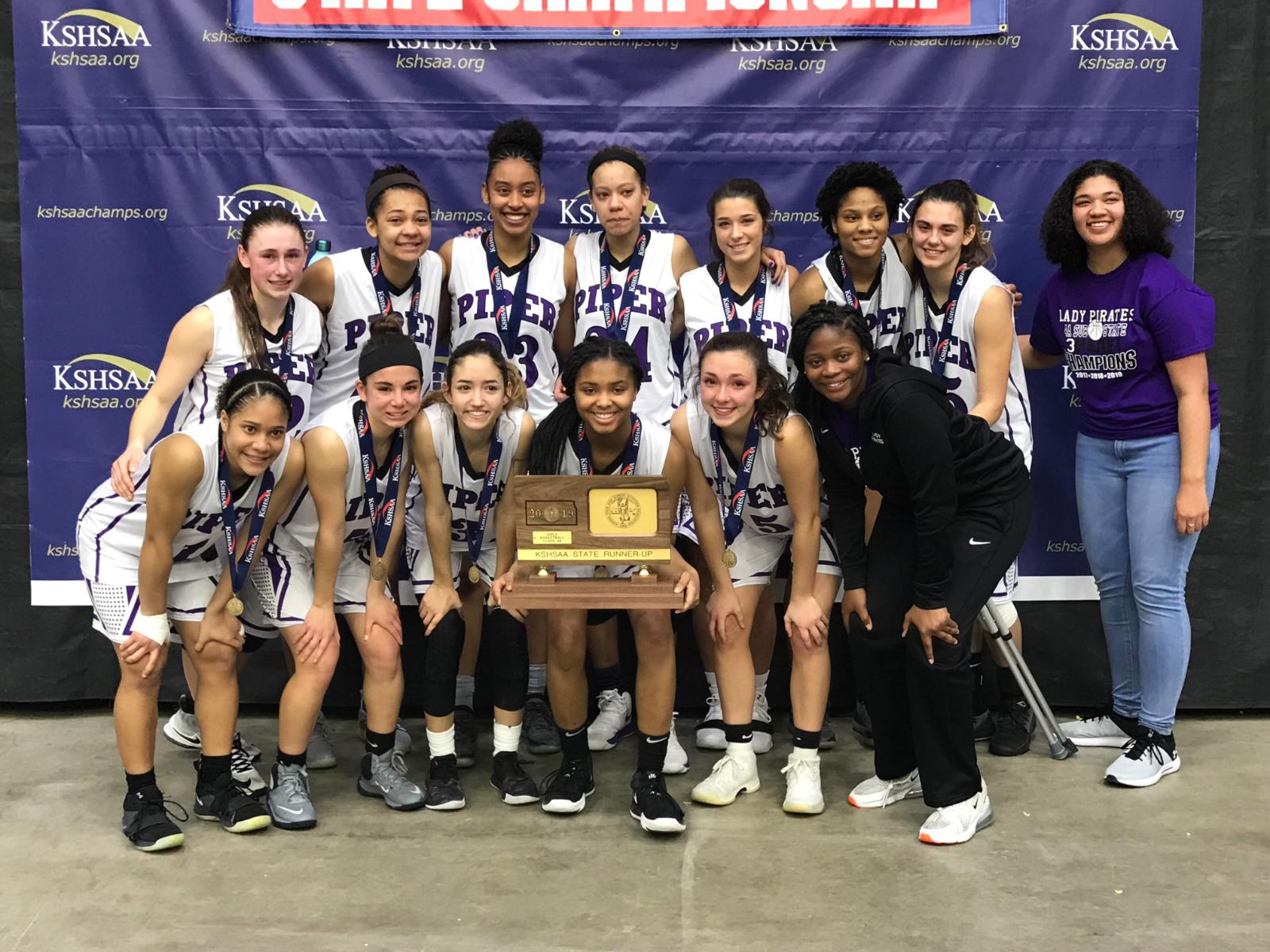 Piper Girls State Runner-Ups