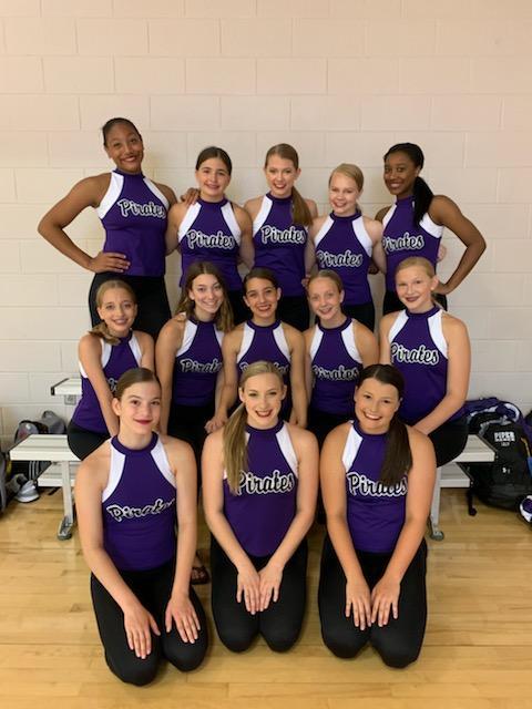 Dance Team, Starting Strong!
