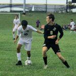 Boys Varsity Soccer beats Maur Hill Prep 3 – 1