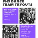 Piper Dance Team Tryouts