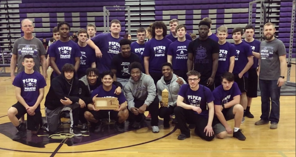 4A STATE POWERLIFTING CHAMPIONS!!!
