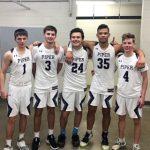 Seniors 2020 Boys Basketball
