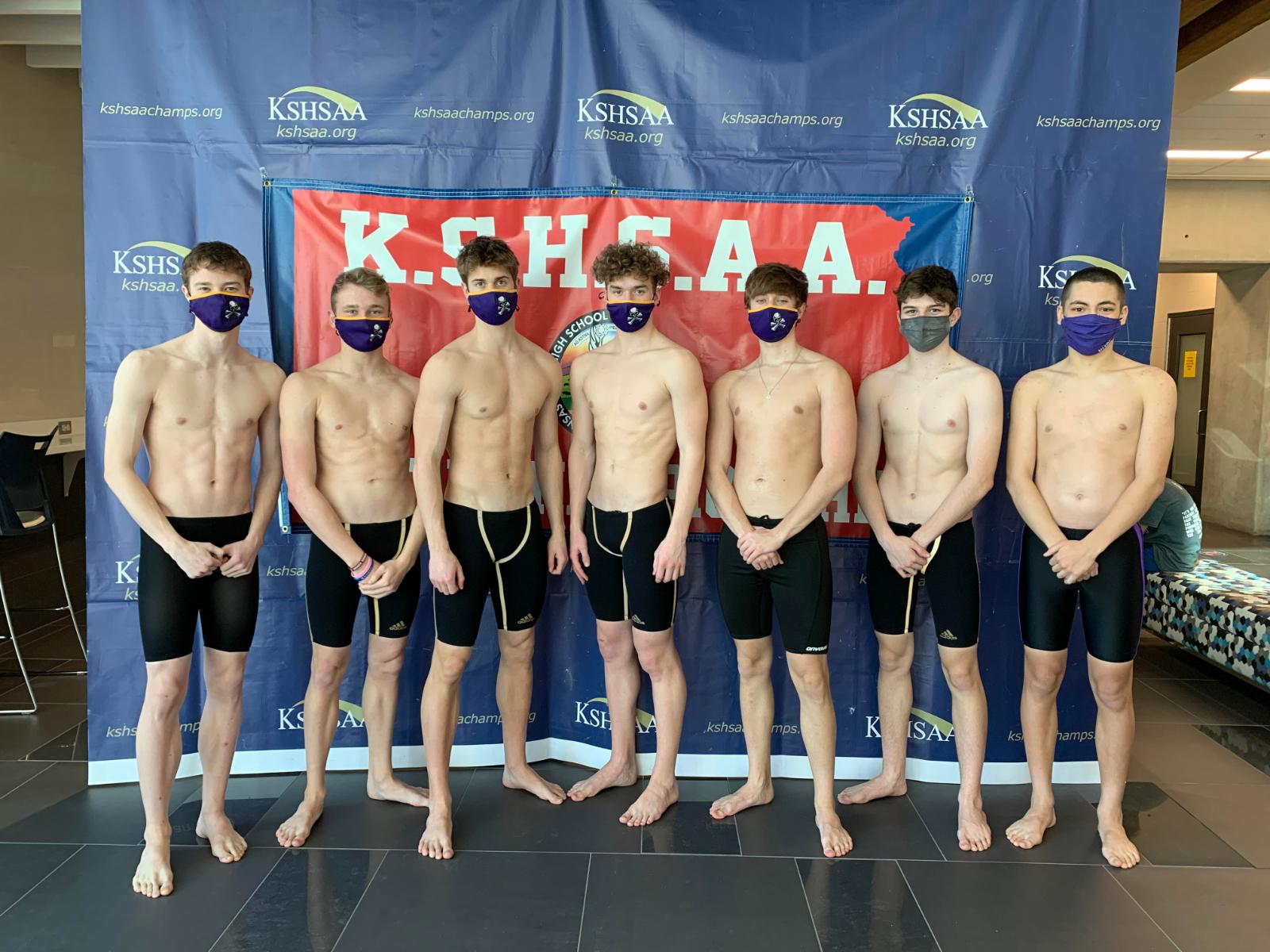 Piper Swim takes 23rd at State Meet!