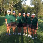 Girls Senior Golfers