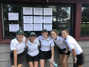 WPIAL Girls Golf Semi-Finals