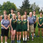 Cross Country Runners - Senior Day