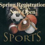 Spring Sports Registration is now OPEN on Familyid.com