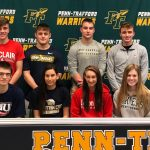 Congratulations to our Student Athletes as they committed to play sports at the college level