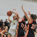 Girls Basketball clinches playoff birth with win over Greater Latrobe!  Trib HSSN