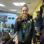 Warrior's Diver Paige Kalik wins another Gold!!!- Trib HSSN