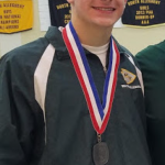 Congratulations to March's Athlete of the Month, Logan Sherwin! Sponsored by Dr.Carla Capozzi, DMD Orthodontics