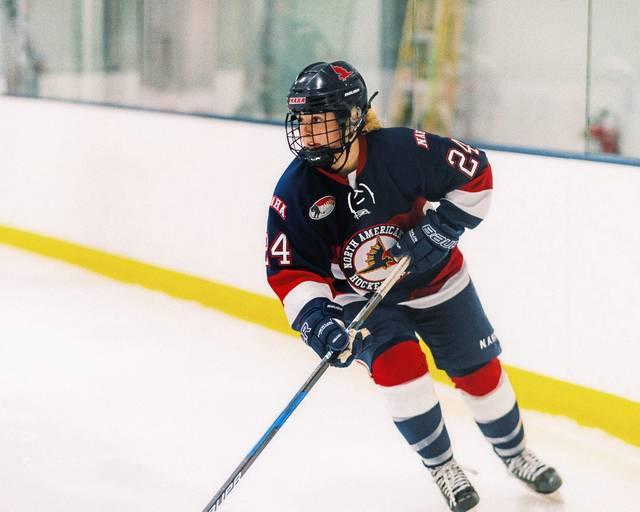 Faith Anthony to Play Hockey at Franklin Pierce University