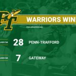 Big Win for Warriors Football over #1 Gateway!- Trib HSSN
