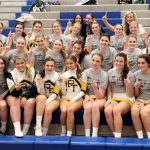 Congratulations PT Cheer and Coaches!