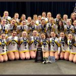 Cheerleading PIAA Medium Varsity State Runner Up