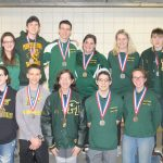Congratulations Rifle Team on their 3rd Place WPIAL