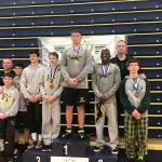 Jr High Wrestlers Finish Strong at District 7 Tournament