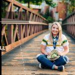 Morgan Hilty #13 Softball