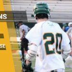 John Robbins #20 Lacrosse