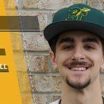 Tanner Lewis #19 Baseball