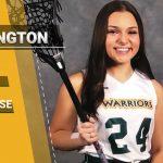 Natalie Coddington #24 Lacrosse