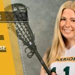 Vivian Somes #11 Lacrosse