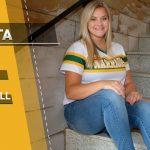 Jess Lichota #9 Softball