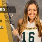 Alexis Buzzard #16 Lacrosse
