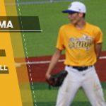 Cameron DePalma #2 Baseball
