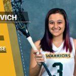 Lauren Turkovich #3 Lacrosse