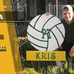 Kris Sekera #14 Volleyball