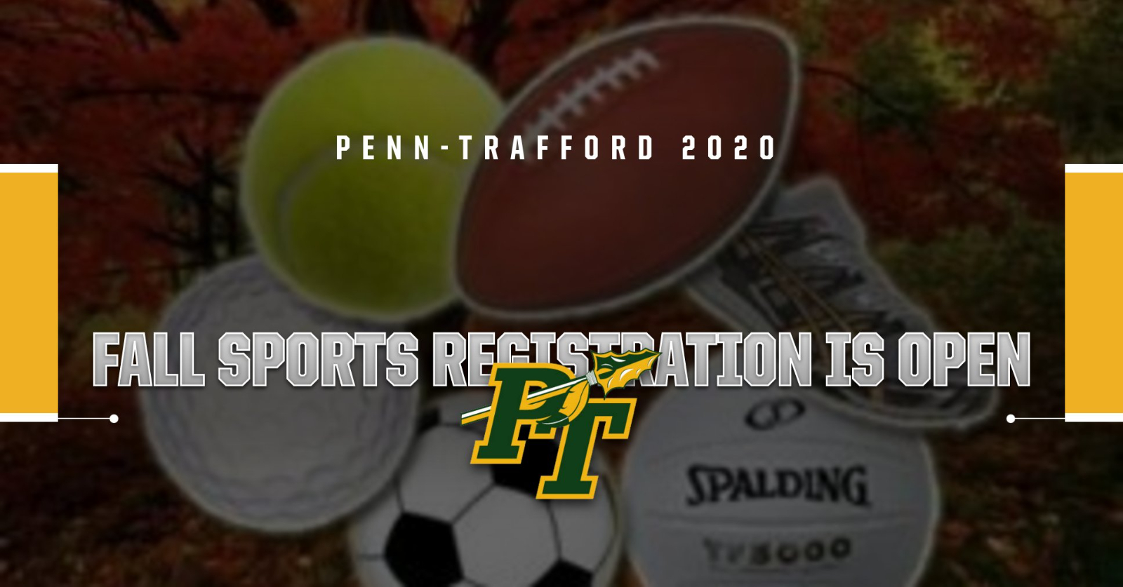 2020-21 FALL Sports & Athletic Physical Registration is OPEN