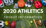 Fall Sports Tryout/Practice Info 2020