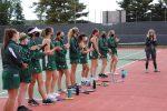 Girls Varsity Tennis falls to Franklin Regional 4 – 1
