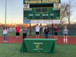 "Our ""Warriors"" To Pursue Their Athletic Careers In College"