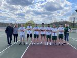 Boys Varsity Tennis beats Norwin 4 – 1