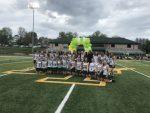 Girls Junior Varsity Lacrosse beats Hempfield Area 5 – 3