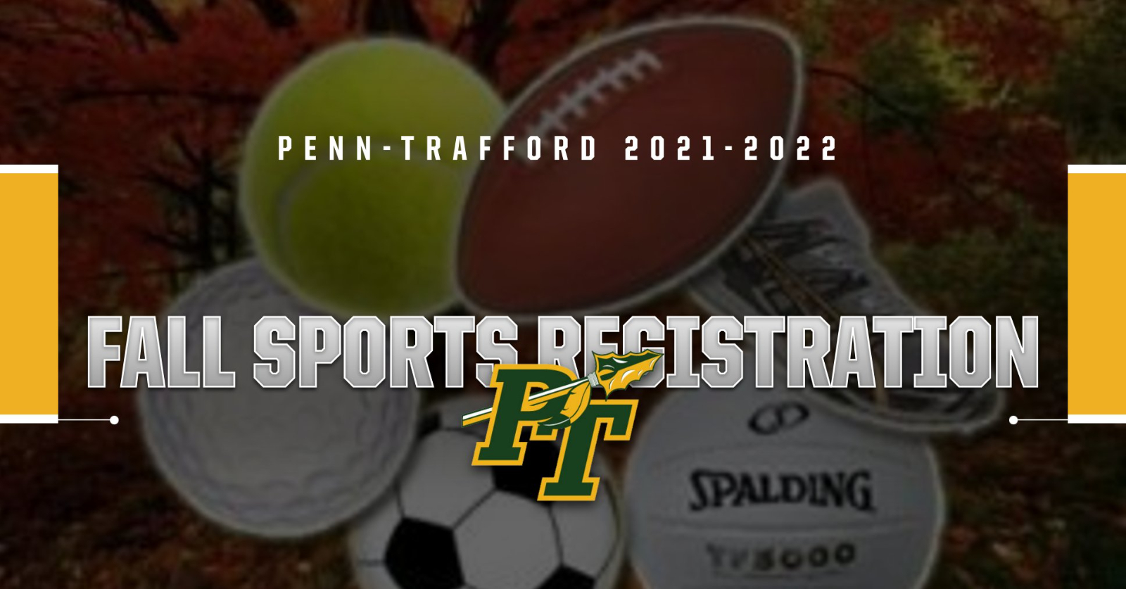 2021-22 FALL Sports & Athletic Physical Registration is OPEN