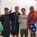 Patriot Swim Record Update