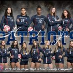 Girls Varsity Volleyball beats Temescal Canyon 3-0