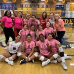 Girls Volleyball Defeats John W. North