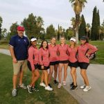 Varsity Girls Golf – Sunbelt League Champions!
