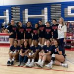 Varsity Girls Volleyball – Sunbelt League Champions!!