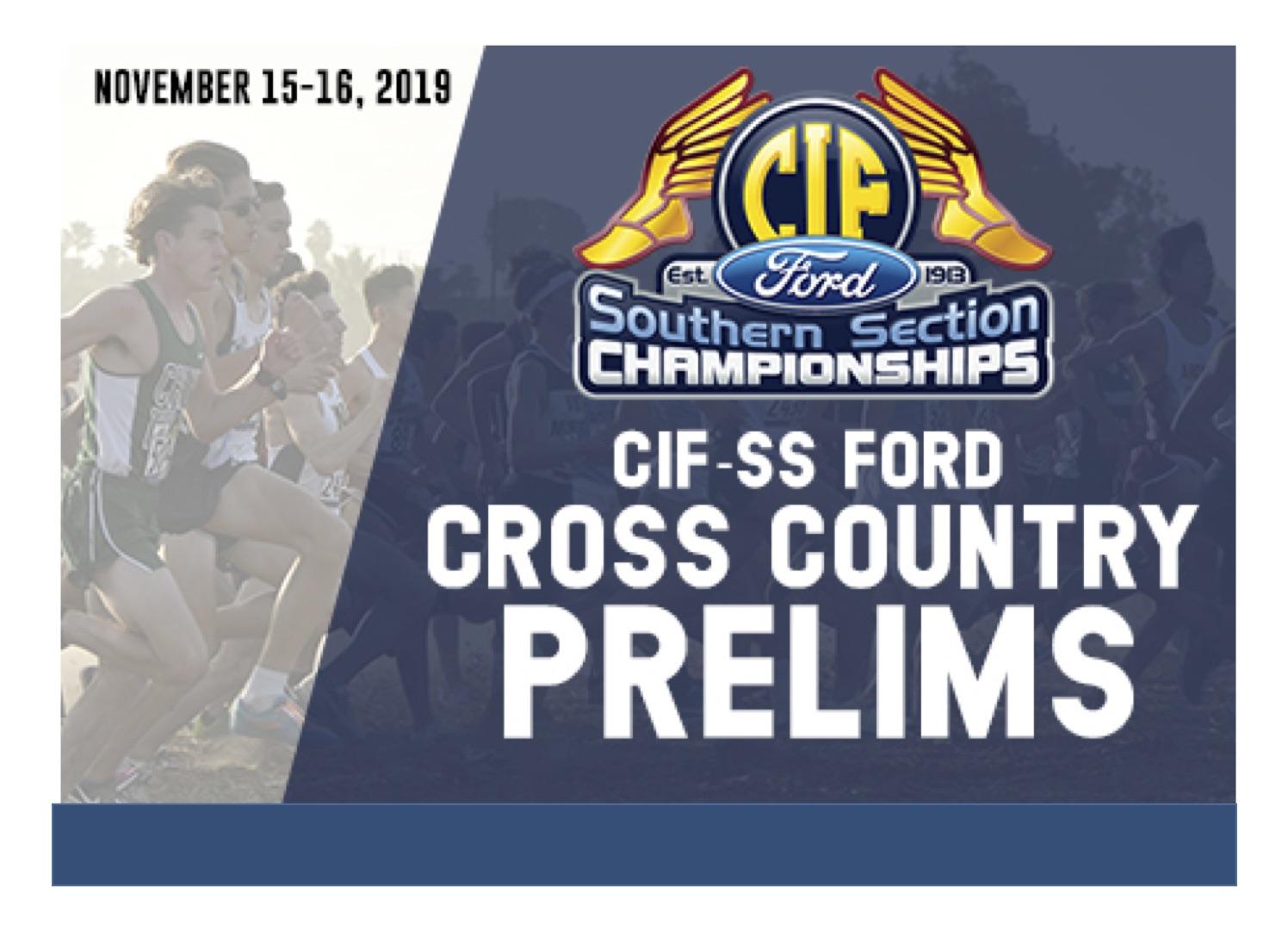 Morales & Hernandez advance to CIF Cross Country Prelims