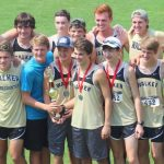 Viking Cross Country Sweeps at Good Hope Invitational
