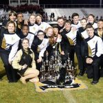Walker Viking Marching Band Captures All Superior at Past Two Competitions