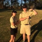 Walker Golf Just Too Strong For Opponents on Tuesday