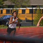Girls Track and Field Take Corner's 1st Invitational