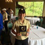 Viking Alumni Golfer Claims Victory