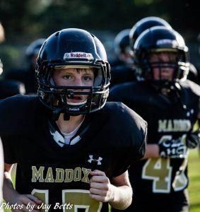 7th Grade Football at Cullman (Photos by Jay Betts)
